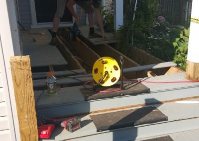 Custom Deck Builders Front Royal VA